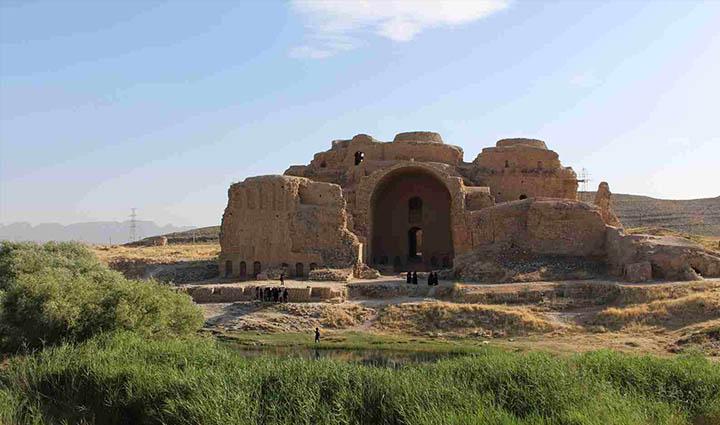 قلعه های ایران - قلعه دختر