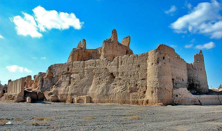قلعه های ایران - قلعه نارین