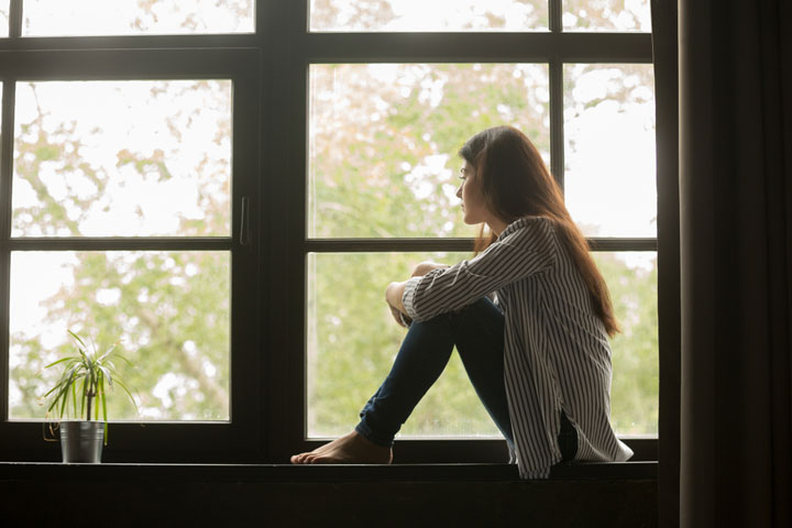 Being alone increases self-awareness and concentration