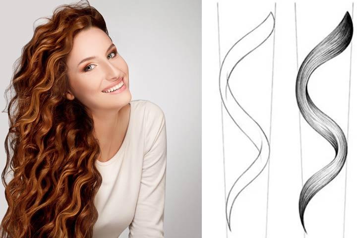 انواع مدل موی فر، فر باز