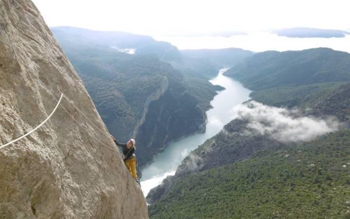 سنگ نوردی در اسپانیا
