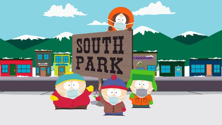 انیمیشن ساوت پارک از بهترین سریال های سیتکام