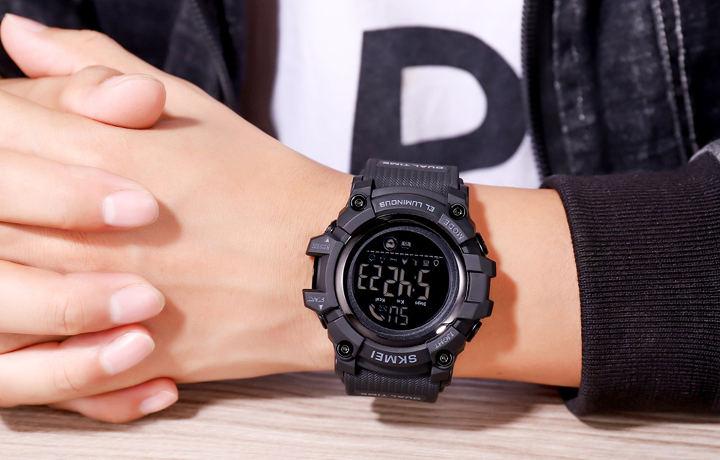 ساعت هوشمند اسکمی مدل ۱۶۴۳ - دستبند هوشمند