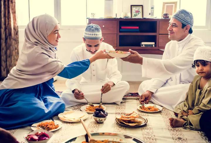حفظ سلامتی و لاغری در ماه رمضان