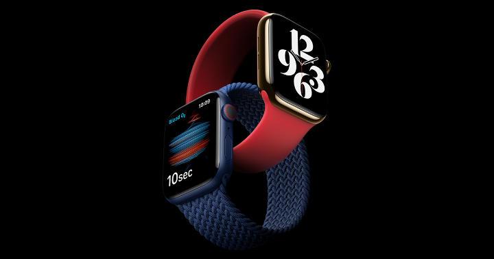 اَپل واچ سری ۶ - ساعت و دستبند هوشمند