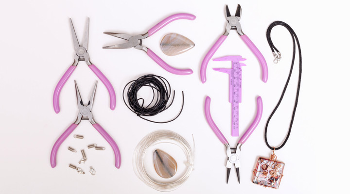 ابزارهای ساخت جواهرات