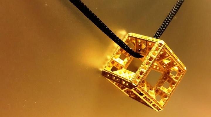 چاپ سه بعدی در تولید جواهر