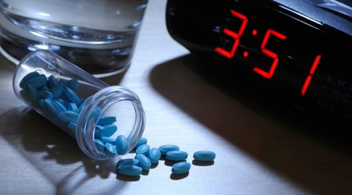 بیماری MSA ـ دارو برای مشکلات خواب