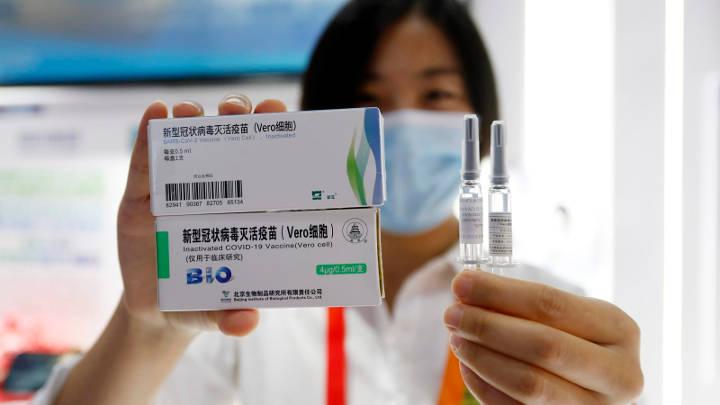 سینوفارم/ بجینگ واکسن کرونا