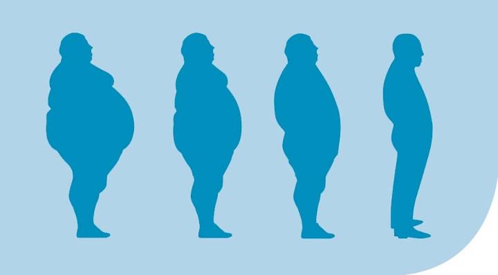 چاقی و اضافهوزن، علت سنگینی پاها