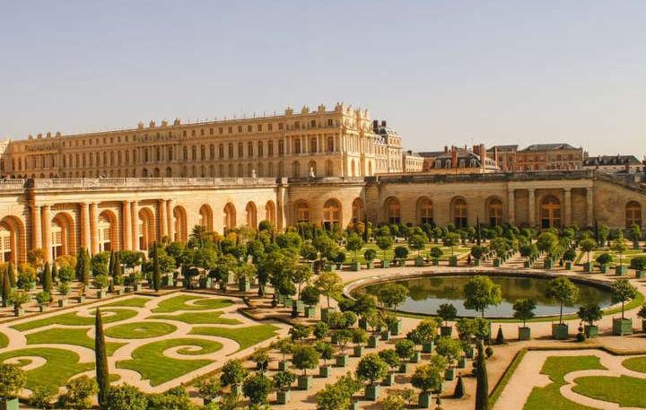 کاخ ورسای، از زیباترین کاخ های جهان