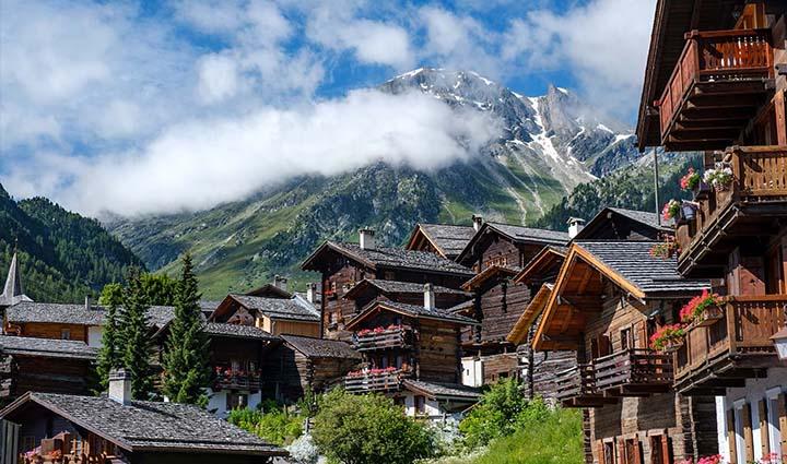 سوئیس - امن ترین کشورهای دنیا برای سفر
