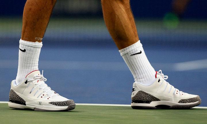 انواع کفش ورزشی - تنیس