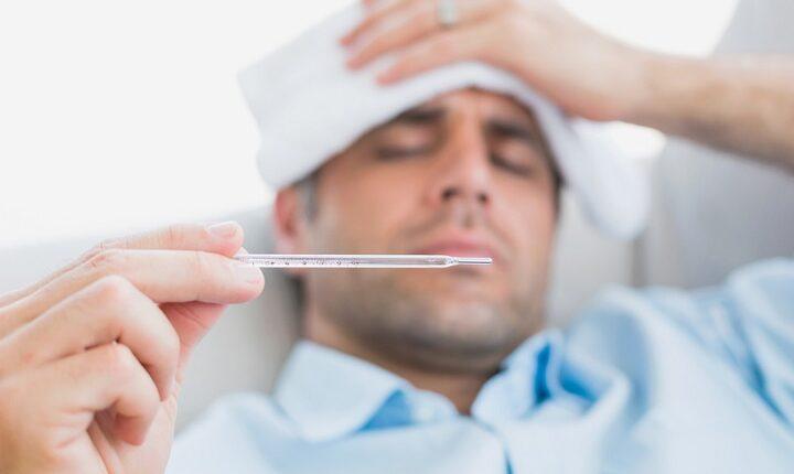 تب و لرز از علائم عفونت پس از کشیدن دندان