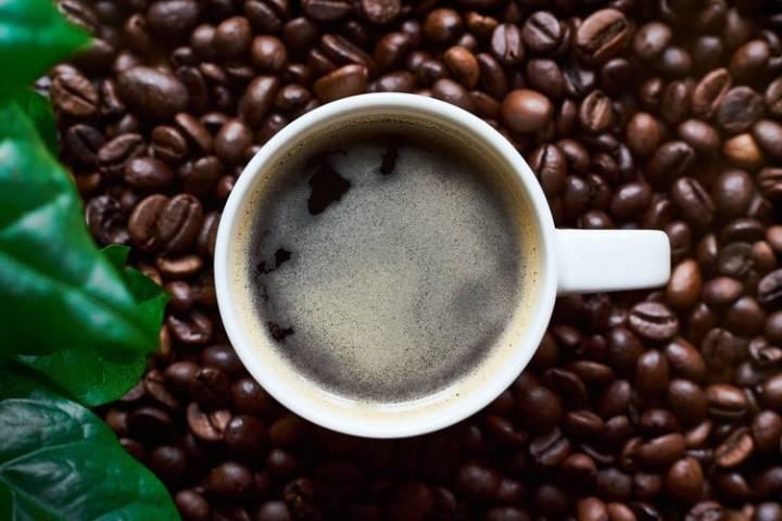 قهوه یک میان وعده برای ورزشکاران