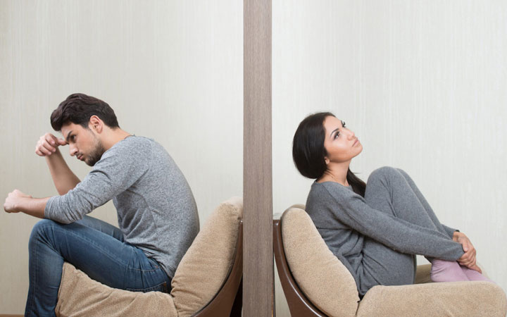 ترس از صمیمیت عامل دشواری در ابراز نیاز