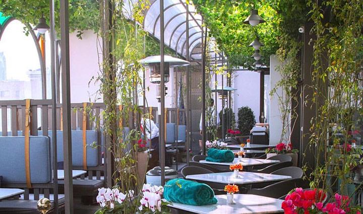 کافه روباز بومی - کافه روباز در تهران