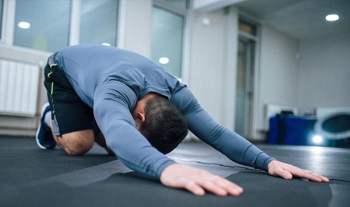 حرکات کششی - تناسب اندام بعد از ۴۰ سالگی