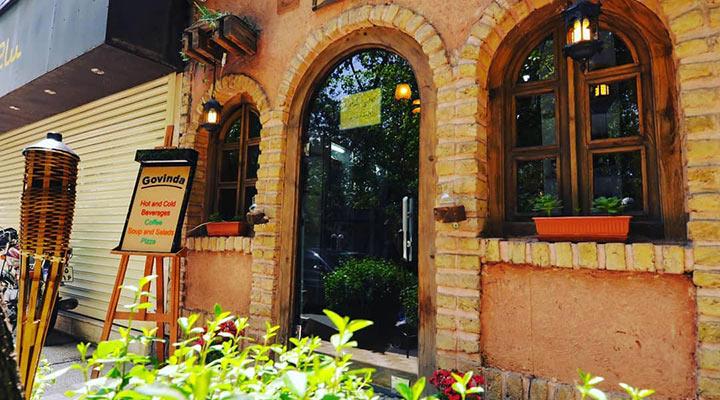رستوران گیاهی تهران - رستوران گوویندا