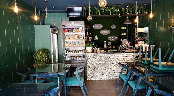 رستوران گیاهی تهران - وگشیم