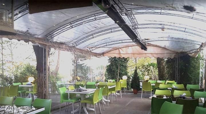 رستوران گیاهی تهران - بید مجنون