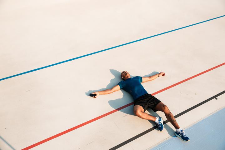 افراط کردن در ورزش و مازوخیسم