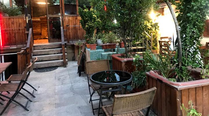 رستوران گیاهی تهران - نوای غذای پاک