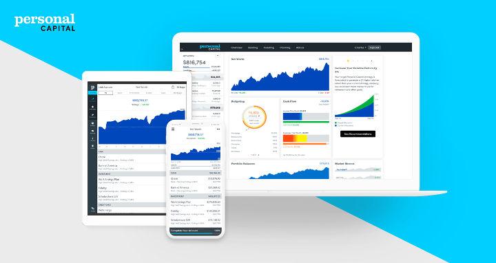 پرسونال کپیتال برنامه مدیریت مالی شخصی