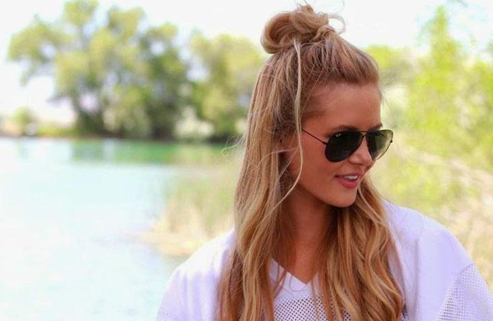 مدل موی تابستانه ـ گوجه ای هیپستری