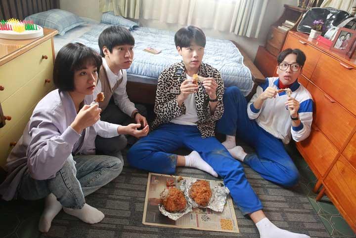 سریال های درام کره ای ـ پاسخ به ۱۹۸۸