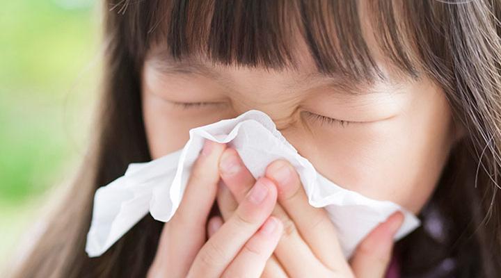 آلرژیها فقط در دوران کودکی شکل نمیگیرند