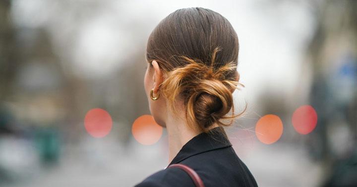 مدل موی تابستانه ـ گوجه پشت سر