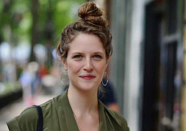 مدل موی تابستانه ـ بالا جمع کردن موها