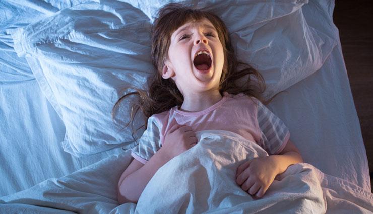 وحشت خواب؛ علت جیغ زدن و ترس ناگهانی در خواب