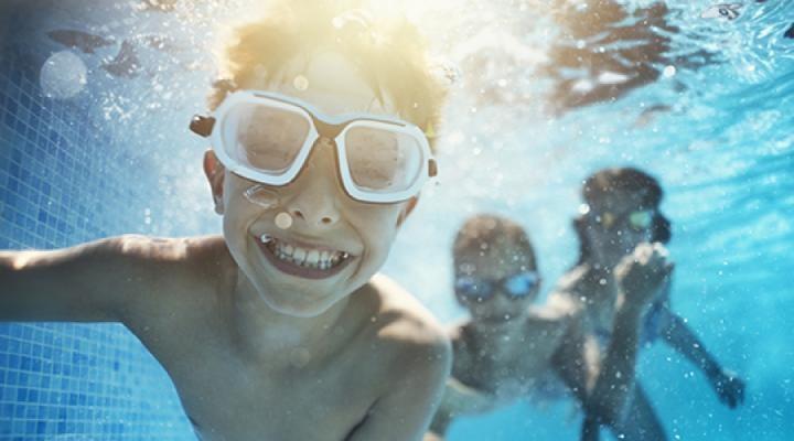 ورزش های تابستانی آبی _ شنا