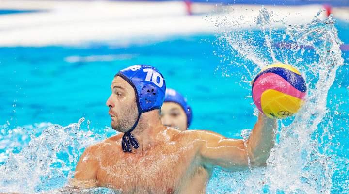ورزش های آبی در تابستان _ واترپلو