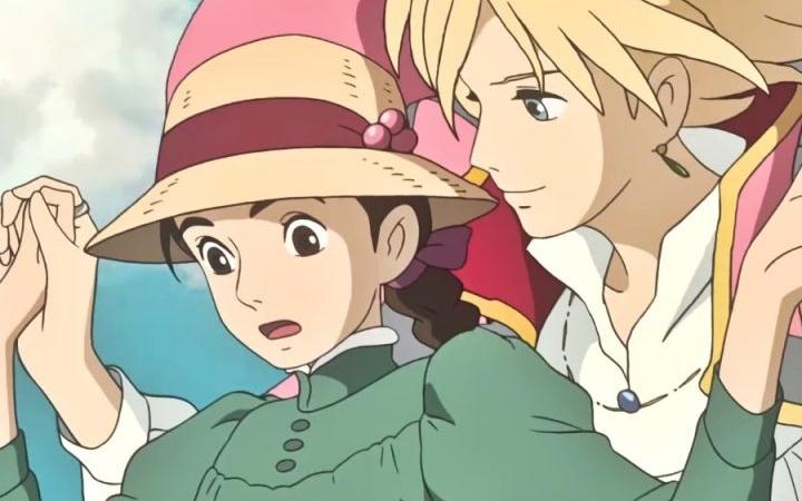 قلعهٔ متحرک هاول (Howl's Moving Castle) از بهترین انیمه های ژاپنی
