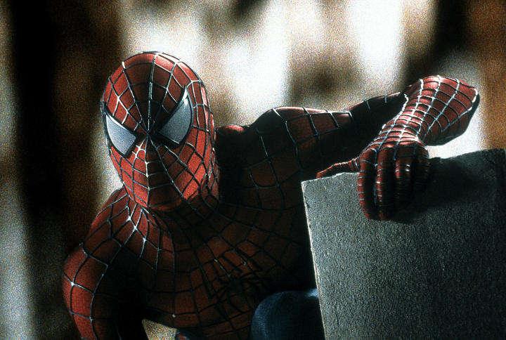 مرد عنکبوتی از بهترین فیلم های ابرقهرمانی جهان