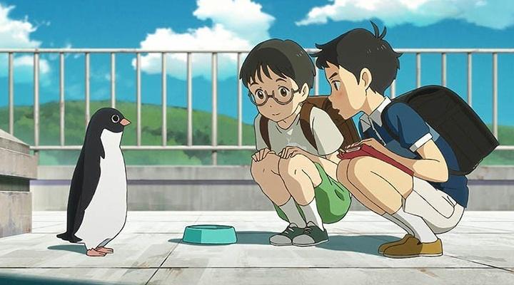 بزرگراه پنگوئن از بهترین انیمه های ژاپنی