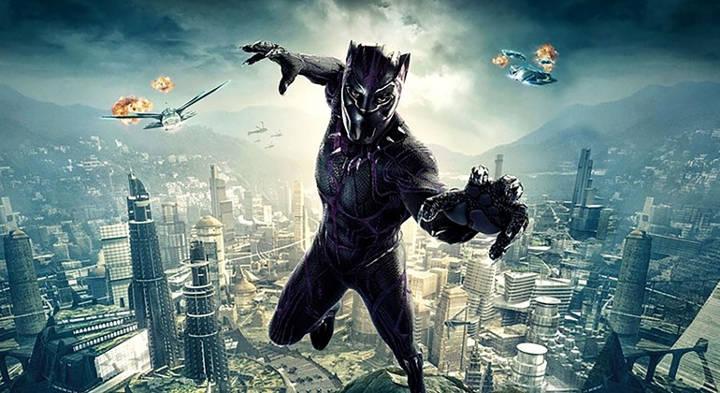 فیلم ابرقهرمانی پلنگ سیاه