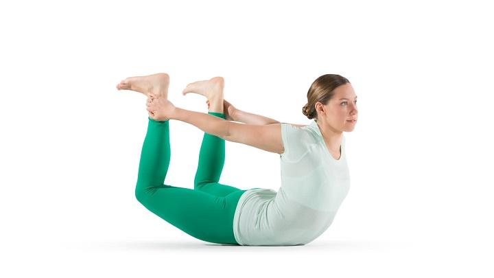 ورزش برای خوش فرم شدن سینه - حرکت کمان