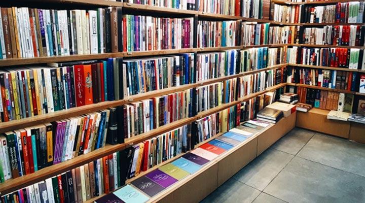 همیشه از بهترین کتاب فروشی های تهران