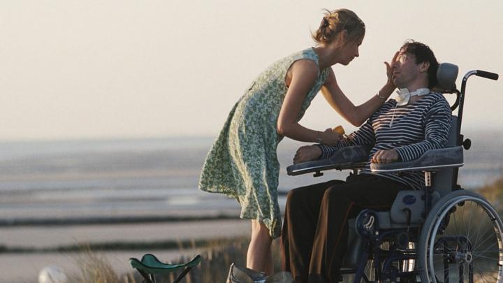 فیلم The Diving Bell and the Butterfly (لباس غواصی و پروانه) از بهترین فیلم های فرانسوی