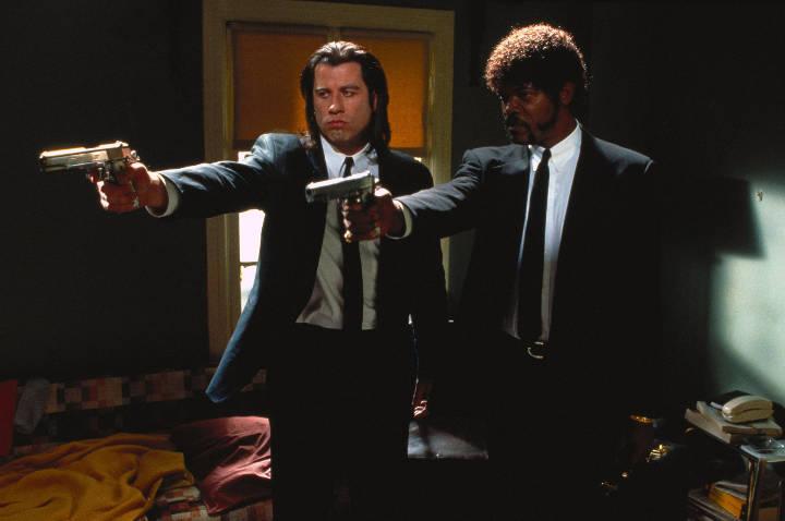 داستان عامهپسند، بهترین فیلم کمدی سیاه در وبسایت IMDb