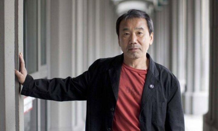 هاروکی موراکامی از بهترین نویسنده های ژاپن