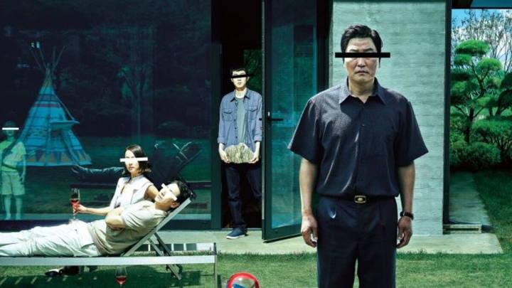 انگل از بهترین فیلمهای کمدی سیاه