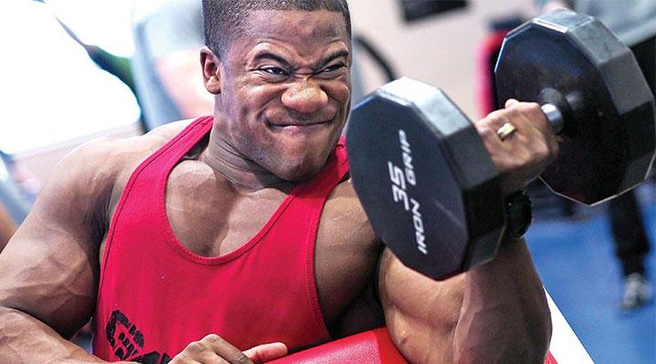 ورزش بیشتر لزوما با نتایج بهتر همراه نیست